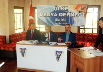 Ülke Medya Derneği 2. Olağan kongresi yapıldı