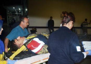 Yol kontrolü yapan askerlere TIR çarptı: 1 asker şehit oldu, 1 asker yaralandı