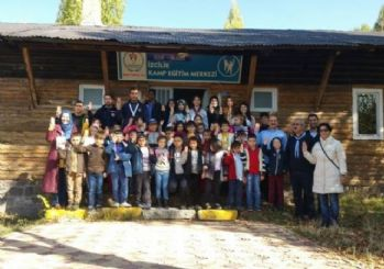 İzcilerden 'Kardeş Sınıf Projesi'