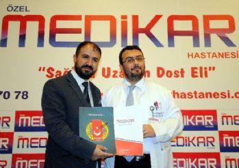 Karabük Özel Medikar Hastanesi'nden Kastamonulu gazetecilere indirim