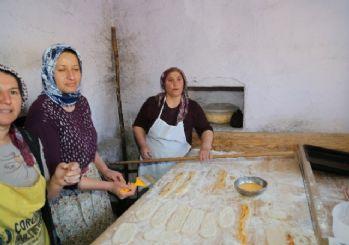 Mahalle fırınları yine bazlama, katmer ve köy ekmeği pişirecek