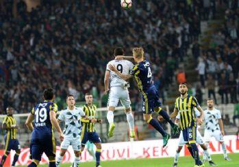 Fenerbahçe Emenike'nin golüyle kazandı
