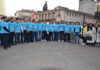 AK Partili gençlerden BM mesajı:
