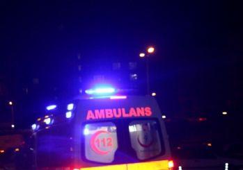 Erzurum'da öğrenci evinde çıkan yangında 6 kız öğrenci dumandan zehirlendi
