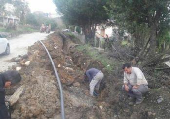 Akçakoca'da KÖYDES çalışmaları sürüyor