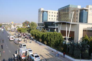 Antalya'daki patlamayla ilgili yayın yasağı geldi