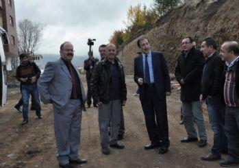 Palandöken Belediyesinden 70 milyon liralık yatırım
