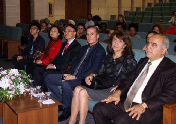 Üniversitede 'Kore Tanıtım Günleri'