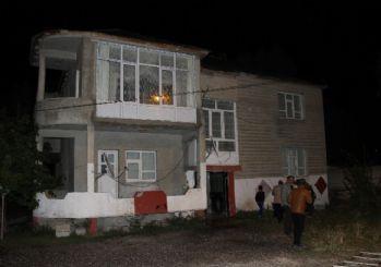 AK Parti Muradiye İlçe Gençlik Kolları Başkanının evine saldırı