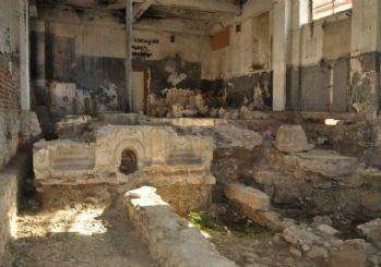 Tarihi Ayazma Tapınağında restorasyona başlanıyor