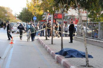 Sokak ortasında pompalı dehşeti: 2 ölü, 1 yaralı