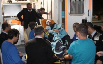 Yaralı Peşmergeler Elazığ'a getirildi