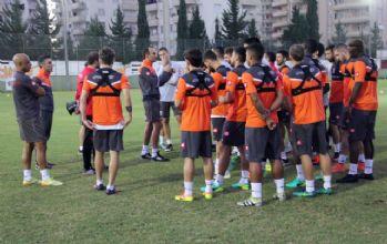 Adanaspor Galatasaray sınavına hazırlanıyor