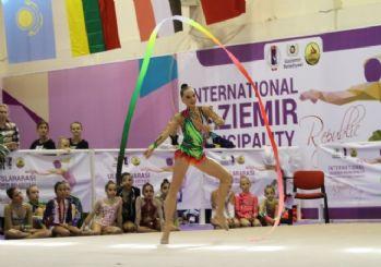 Gaziemir Uluslararası Cimnastik turnuvası başlıyor