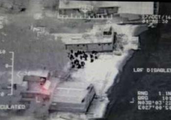 Kuşadası Körfezi'nde hava destekli göçmen operasyonu