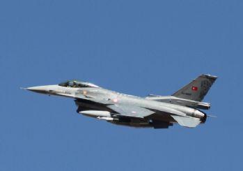 Türk jetleri PKK'yı bombaladı