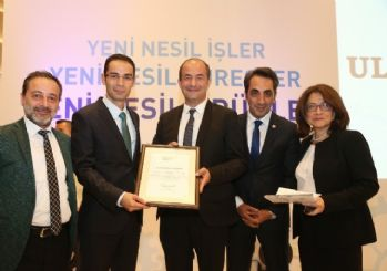 CLK Uludağ Elektrik'e 'öncü firma' ödülü
