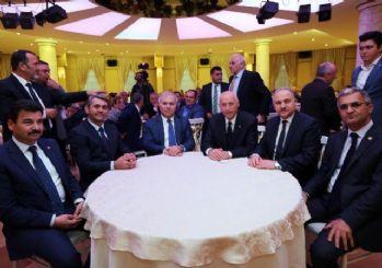 Başkan Yaşar, Cem Vakfı'nın aşure etkinliğine katıldı