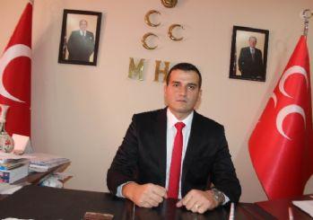 MHP İl Başkanı Pehlivan Cumhuriyet Bayramını kutladı