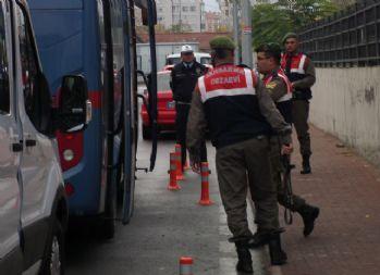 Kayseri'de 67 sanıklı FETÖ duruşması başladı