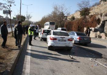 Yozgat'ta kazaların ardı arkası kesilmedi