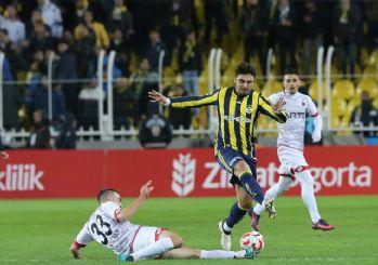 Fenerbahçe Gençlerbirliği maçının sonucu ve geniş özeti