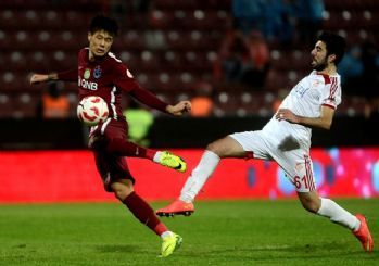 Trabzonspor'a kupada Gümüşhanespor şoku