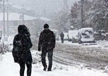 Meteoroloji'den o illere kar uyarısı! Kar geliyor