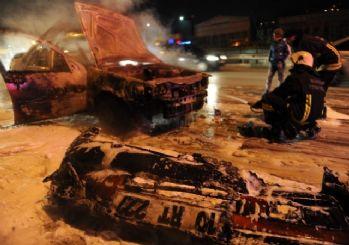 Modeli düşük araçlar trafiği tehlikeye atıyor