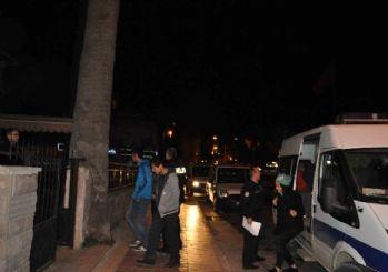 İzmir'de evlerinden kaçan 7 çocuk Kuşadası'nda bulundu