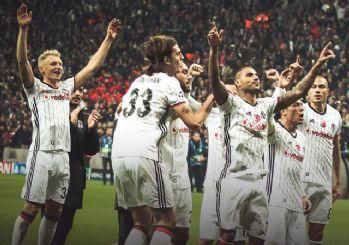Beşiktaş Kiev'de tur peşinde!