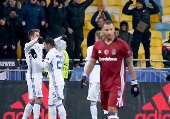 Önce Ivan Bebek, şimdi de Craig Thomson! Dinamo Kiev 6-0 Beşiktaş