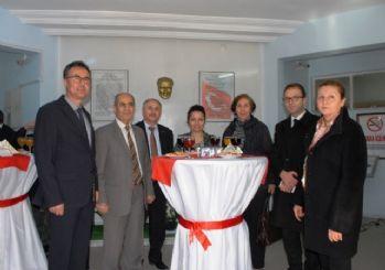 Burdur'da Çocuklara Özel Avukat Görüşme Odası