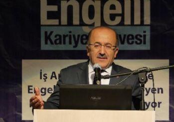 Trabzon'da 'Engelli Kariyer Zirvesi' başladı