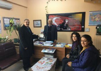 Burhaniye'de, 'Kart Sizden Ulaştırmak Bizden' kampanyası