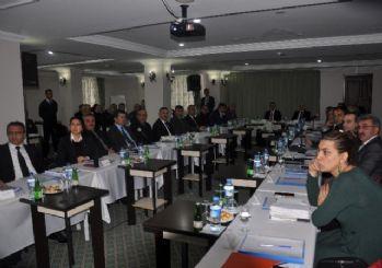 Bolu Dağı'nda kış tedbirleri toplantısı yapıldı