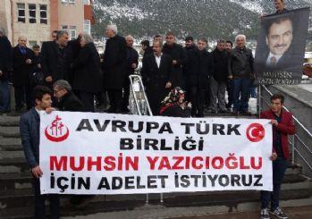Muhsin Yazıcıoğlu davası