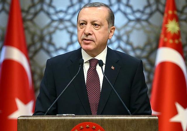 Cumhurbaşkanı Erdoğan: Üzülerek söylüyorum...