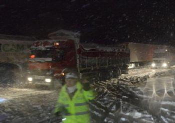 Bursa-Ankara Yolu Kapandı