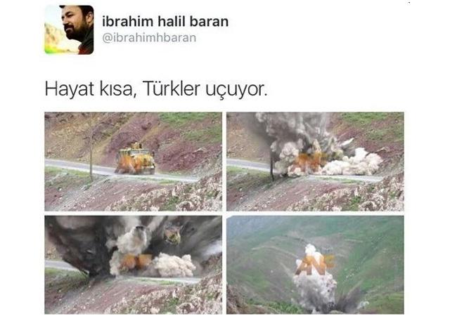 Terörü öven İbrahim Halil Baran gözaltına alındı