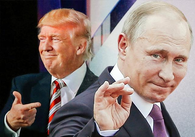 Trump: Putin beni seviyorsa bu kötü bir şey değildir