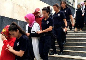 KPSS operasyonu: 105 asker eşi hakkında gözaltı kararı!