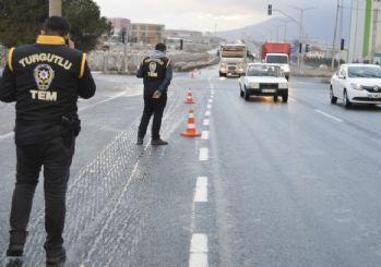 Turgutlu'da güvenlik önlemleri arttırıldı