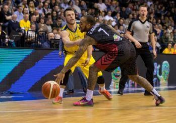 FIBA Şampiyonlar Ligi: EWE Baskets:106 - Muratbey Uşak:77