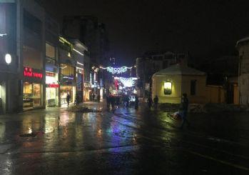 İstanbul'da kar yağışı etkisini kaybetti