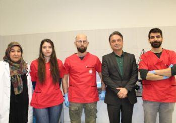Türkiye'nin ilk keçi sperm bankası kuruldu