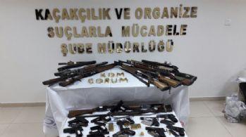 Çorum'da haraç şebekesine operasyon: 36 gözaltı