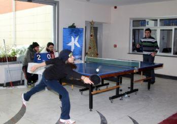 Küçükçekmece Belediyesi Kış Spor Oyunları başladı