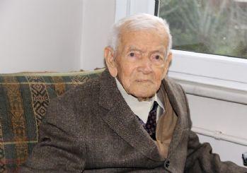 (ÖZEL) 105 yaşındaki emekli istasyon şefi İsmet İnönü ve Atatürk'ü anlattı