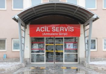 Nevşehir'de otobüs devrildi:: 20 yaralı